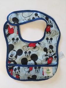 Disney Mickey mouse bumkins mini bib