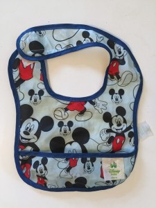 Disney Mickey mouse bumkins mini bib