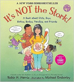 It's not the stork book