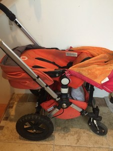 Stroller Features Bugaboo Recline