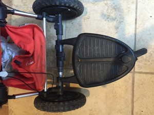 Stroller Features Bugaboo Ride On Board