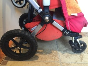 Stroller Features Bugaboo Wheels