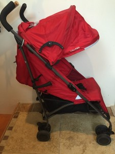 Stroller Features Joovy Recline