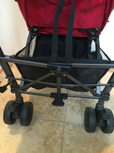 Stroller Features Joovy Storage