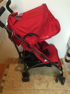 Stroller Features Joovy Sunshade 2
