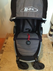 Stroller Features Motion Shade