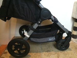 Stroller Features Motion Storage