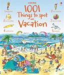 1001 Things to Spot on Vacation book by Usborne