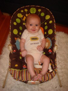 Fisher Price Baby Bouncer 5