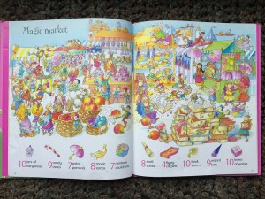 Usborne Things to Find 2