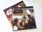 Star Wars Read Along stroybook and audio CD