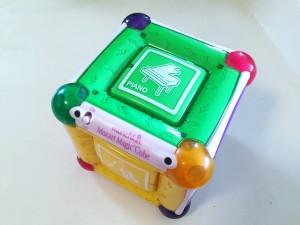 Mozart Music cube infant toddler toy Munchkin