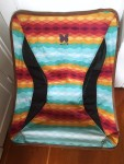 Alite Designs Mayfly chair in southwest color pattern