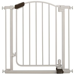 Summer Infant Step to Open Baby Gate in silver on Amazon