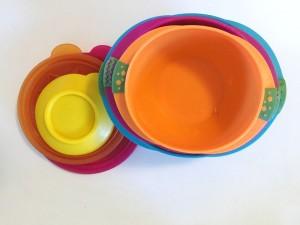 Sassy Snack Bowls 3