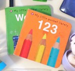 Priddy books tiny books in numbers and words