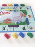 Monopoly Jr carnival theme property game for kids