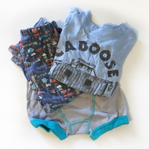 Spare outfit for toddler or preschooler