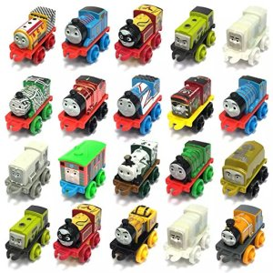 Thomas the train minis in blue blind bags on Amazon