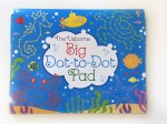 Usborne big dot to dot pad activity workbook
