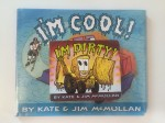 I'm Dirty! and I Stink! by Kate and Jim McMullan board book stacked on top of picture book