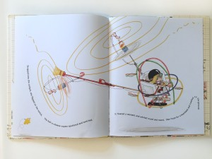Cheese copter page Rosie Revere Engineer