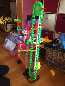 Quercetti marble run motorized elevator