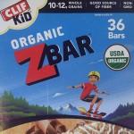 Clif Z Bar box front bulk 36 pack