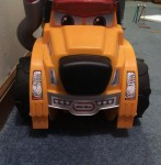Little Tikes Big Dog truck ride on and walker toy