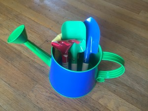 Toysmith kids garden tools toy set