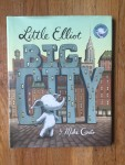 Little Elliot Big City picture book for kids by Mike Curato