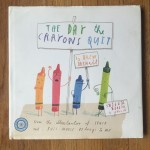 The Day the Crayons Quit cover by Oliver Jeffers