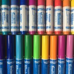 Crayola 25 pack of mini markers for windows