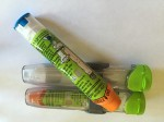 Epipen Epinephrine junior auto injector out of case
