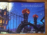 Halloween Night picture book by Marjorie Dennis Murray opening page