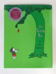 The Giving Tree 40th Anniversary edition with audio CD read by Shel Silverstein