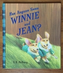Have You Seen Winnie and Jean? front cover picture book by E.B. McHenry
