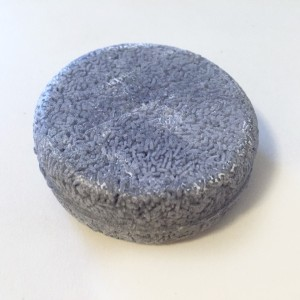 Jumping Juniper Lush cosmetics shampoo bar