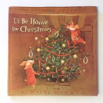 Toot and Puddle pig I'll be home for Christmas picture book by Holly Hobbie