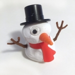 Mr. Frost melting snowman white putty kit