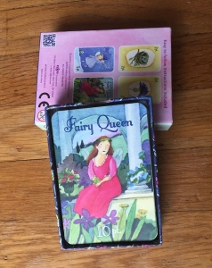 Fairy Queen Card Game eeBoo old maid rules