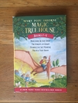 Magic Tree House books 1 -4 by Mary Pope Osborne boxed set