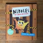 Nibbles the book monster Usborne books