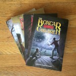 Boxcar Children books series one to four by Gertrude Chandler Warner