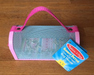 Sunny Patch pink mesh bug house Cutie Pie Butterfly design by Melissa and Doug