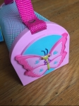 Sunny Patch pink butterfly bug house for kids