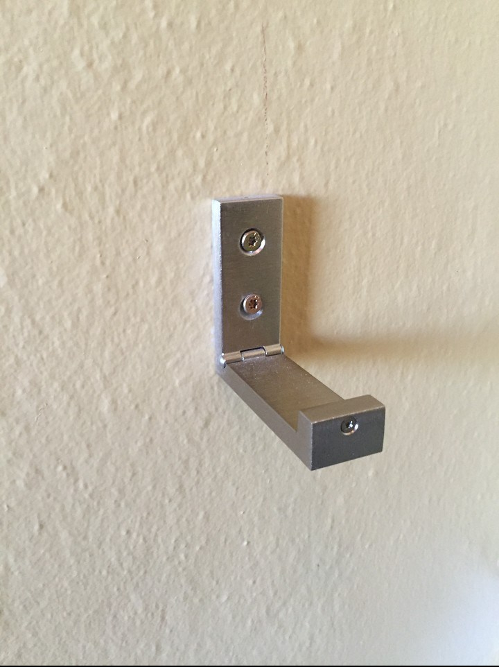 Folding Wall Hooks Practically Apparent