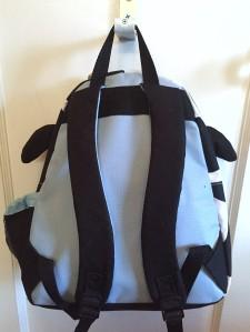 Skip Hop cow little kids backpack straps
