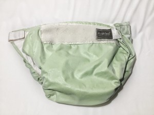 Kushies all-in-one cloth diaper
