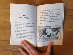 Chapter 6 of the first Junie B Jones and the Stupid Smelly Bus book by Barbara Park